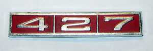 1968 NOS Ford Galaxie 427 emblem