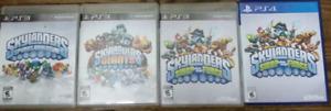 PlayStation Skylanders Games