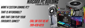 Get a Gaming PC for Cheap! $100 Building Fee
