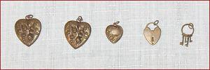 Lot of 5 Vintage Pendants or Charms Belleville Belleville Area image 2