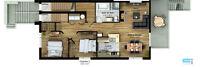 Appartement de type condo à Lafontaine St-Jérome 1 mois gratuit
