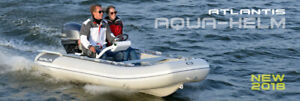 Centre Console RIB Tender with 20HP motor Start $9995 NS