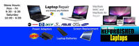 High Quality laptop and tablet power adapters. Starts at $35