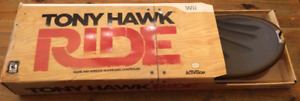 Tony Hawk Ride - Wii Game and Skateboard Controller