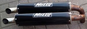 Muzzy Exhaust System - Polaris RZR 1000