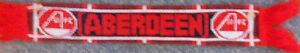 ABERDEEN FC WINDOW SCARF