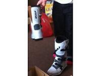 Wulf kids quad boots