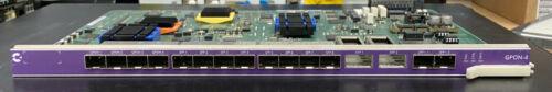 Calix E7-2 GPON-4 4-Port GPON OIM Line Card 400-00313