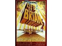 Monty Python's Life of Brian VHS video