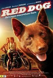 Wanted: red dog dvd Carey Bay Lake Macquarie Area Preview