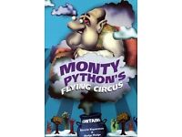 Best of Monty Python's Flying Circus VHS videos