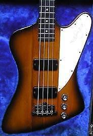 Gibson Thunderbird IV Sunburst 1989