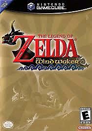 Wanted Zelda Windwaker