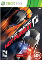 jeu Need for speed hot pursuit xbox 360