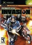 Robotech Invasion (xbox used game)