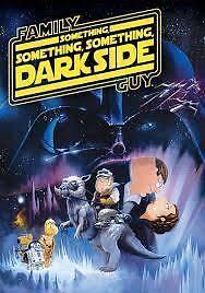 Family Guy - Something Dark Side (Star Wars V Parody) DVD Sydney City Inner Sydney Preview