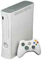 Xbox 360, games and accessories