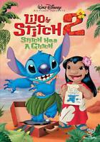 DVD Lilo & Stitch 2