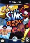 The Sims Bustin Out Players Choice(Gamecube used game)