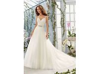 Mori Lee Wedding Dress 5411