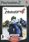 MotoGP4 platinum (ps2 used game)