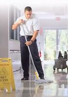 F/T Custodian/ Lead Hand  required in Cobourg, $14.25 /hour,