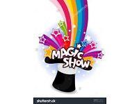 Kids entertainer - magic shows - music - games - puppets London Surrey Kent