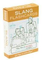 SLANG FLASHCARDS and GAMES