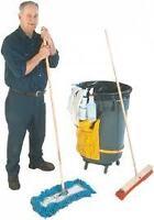 Looking for-à la recherche de Janitor-Concierge *5 1/2*