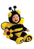 Wanted Infant/Toddler Bee costume