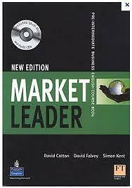 Book For sale:Market Leader: Upper Intermediate Business English