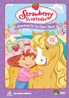 ►► STRAWBERRY SHORTCAKE Ice Cream Island DVD