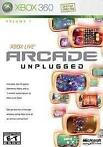 Xbox Live Arcade Unplugged (xbox 360 used game)