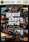 Xbox 360: Grand Theft Auto IV (GTA 4): Episodes from Liberty