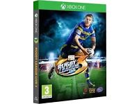 RUGBY LEAGUE 3 LIVE NEW SEALED XBOX ONE