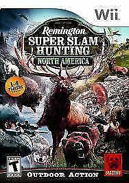@Remington Super Slam Hunting North America BRAND NEW SEALED