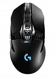 Logitech G900 wireless gaming mouse
