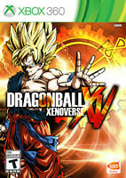 Dragon Ball Xenoverse sur Xbox 360