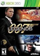 Xbox 360 Games James Bond