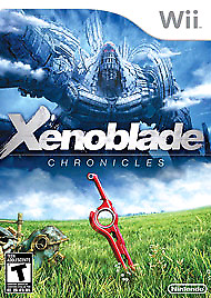 Xenoblade Chronicles for Wii mint condition