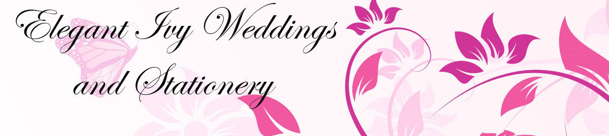 Elegant Ivy Weddings & Stationery