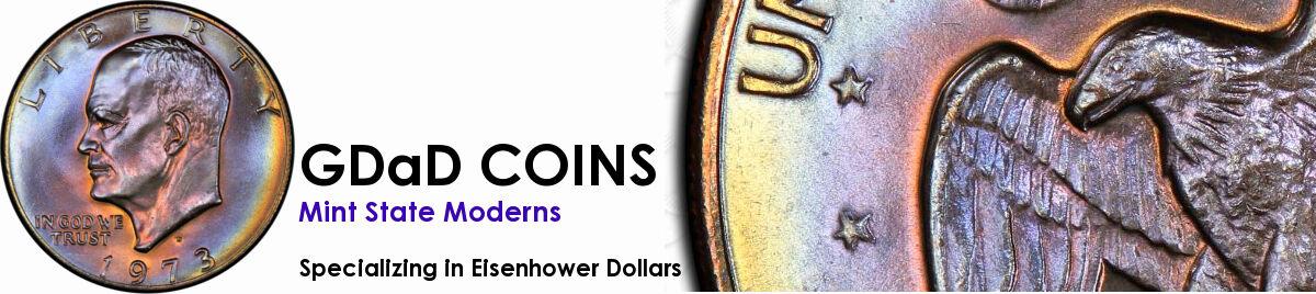 GDaD Coins