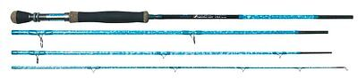 2443 Wright & McGill Blair Wiggins 9' S-Curve 4-Piece 8 Weight Fly Rod 4XP984