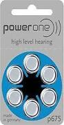 Power One Hearing Aid Batteries