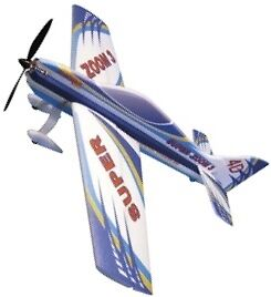 HACKER MODEL SUPER ZOOM 3 -1000 ARF, EPP rc aerobatic plane - electric airplane