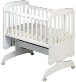 Childcare lullabye rocking cradle with custom mattress Helensvale Gold Coast North Preview