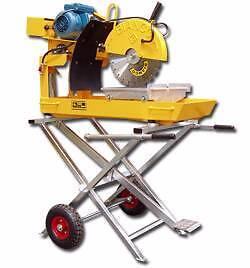 Brick Saw Hire $110/day, Compactor 100kg $66 incl. DELIVERY Mandurah Mandurah Area Preview