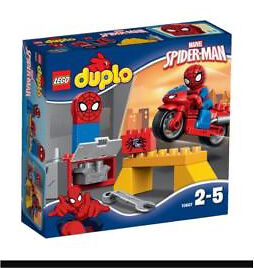 Lego Duplo Spiderman set
