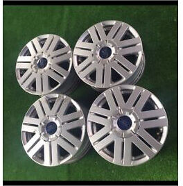 "Ford Fiesta 15"" full set 6JX15H2 ET52.5 4 stud 2S51-AC"