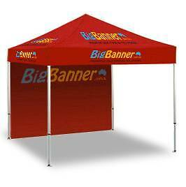 3x3m Full Colour Cutom Printed Folding Marquee, Event Tent, Gazeb Sunshine West Brimbank Area Preview